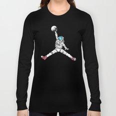 Space dunk Long Sleeve T-shirt