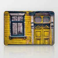 The Yellow House iPad Case