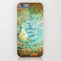 iPhone & iPod Case featuring Sea Swirl by Amanda Erickson