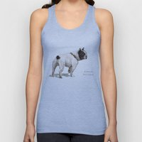 French Bulldog A050 Unisex Tank Top