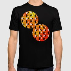 Circus Mens Fitted Tee SMALL Black
