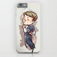 Hannibal Lecter iPhone 6 Slim Case