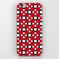 Seventies Mosaic iPhone & iPod Skin