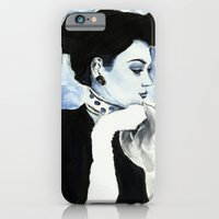iPhone & iPod Case featuring Estelle by Dawn Dudek
