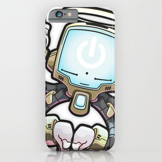 CONNECT_Bot022 iPhone & iPod Case