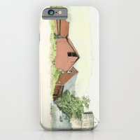 Abandoned Barn iPhone 6 Slim Case