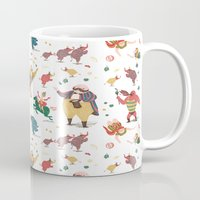 The Circus is coming to town! Mug