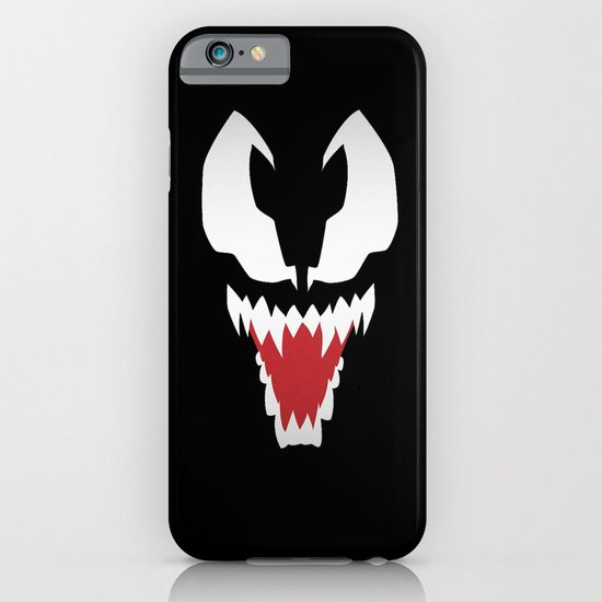 Minimalist Venom iPhone & iPod Case