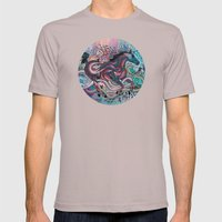 Poetry In Motion Mens Fitted Tee Cinder SMALL