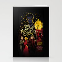 He Cometh Stationery Cards