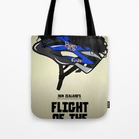 Flight Of The Conchords … Tote Bag