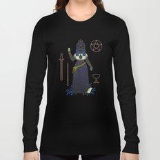 Witch Series: Tarot Cards Long Sleeve T-shirt