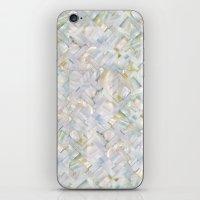 woven seashells iPhone & iPod Skin