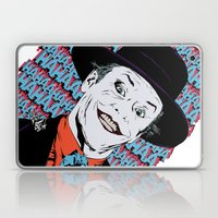 You Can Call Me...Joker! Laptop & iPad Skin