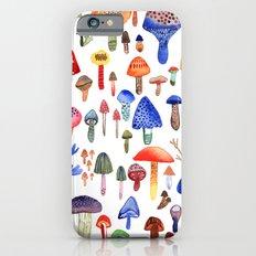 Magic Mushrooms iPhone 6 Slim Case