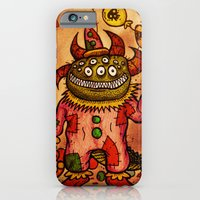 iPhone & iPod Case featuring Circus Freak  by MattHercock