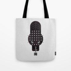 Alien / Pinhead Tote Bag