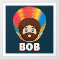 Bob is Magic Art Print