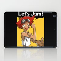Jamming with Edward iPad Case
