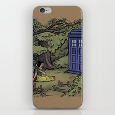 Escape from the Dark Forest iPhone & iPod Skin