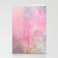 Untitled 20110718g (Abst… Stationery Cards