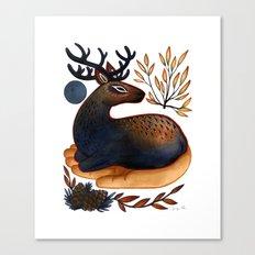 The Elk  Canvas Print