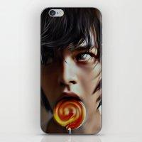 Acid lollipops 02 iPhone & iPod Skin