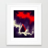 Tribute Framed Art Print