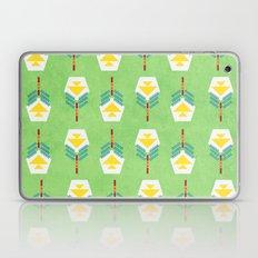 Tiptoe through the tulips with me Laptop & iPad Skin