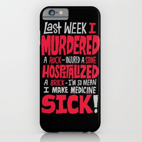 Muhammad Ali: Last Week iPhone & iPod Case