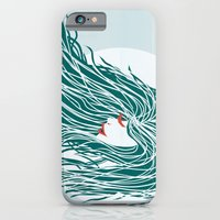 iPhone & iPod Case featuring Falling by selinabetts