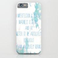 Imperfection iPhone 6 Slim Case