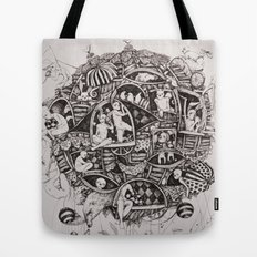 Free flight Tote Bag