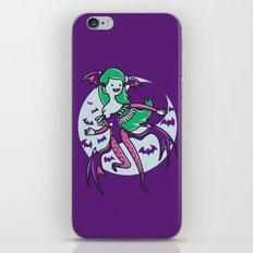 The Vampire Queen iPhone & iPod Skin