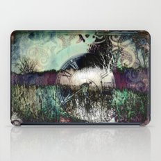 Time keeps on slipping...... iPad Case