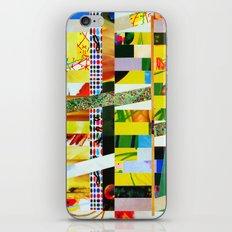 Carina (stripes 2) iPhone & iPod Skin