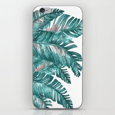 Tropical Blue iPhone & iPod Skin