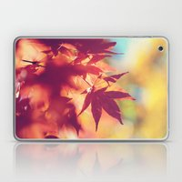 Dreaming of fall Laptop & iPad Skin
