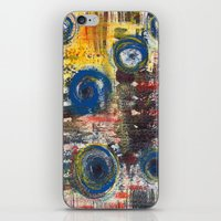 Abstract Nr. 2 iPhone & iPod Skin