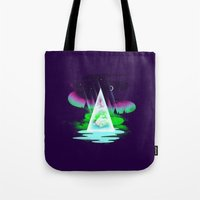 Northern Air Tote Bag