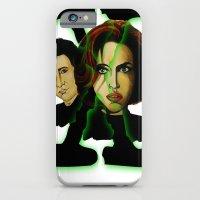 X-files 2 iPhone 6 Slim Case