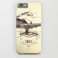 iPhone & iPod Case featuring 1943 caza by dvdesign