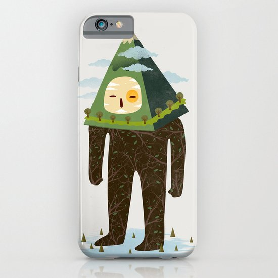 The Man Mountain iPhone & iPod Case