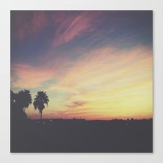 Forever Sunsets Canvas Print