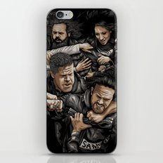 Sons of Anarchy-War iPhone & iPod Skin