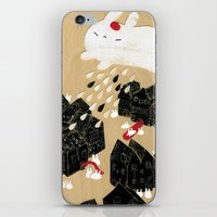 Rain Of Terror iPhone & iPod Skin
