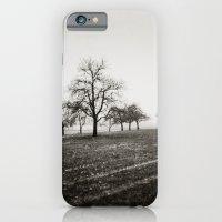 { skeleton trees } iPhone 6 Slim Case
