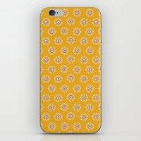 Bursts iPhone & iPod Skin