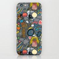 iPhone & iPod Case featuring ET! by Chris Piascik