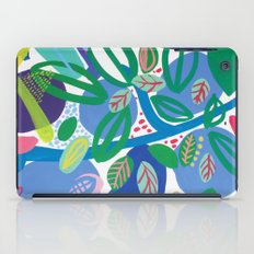 Secret garden II iPad Case